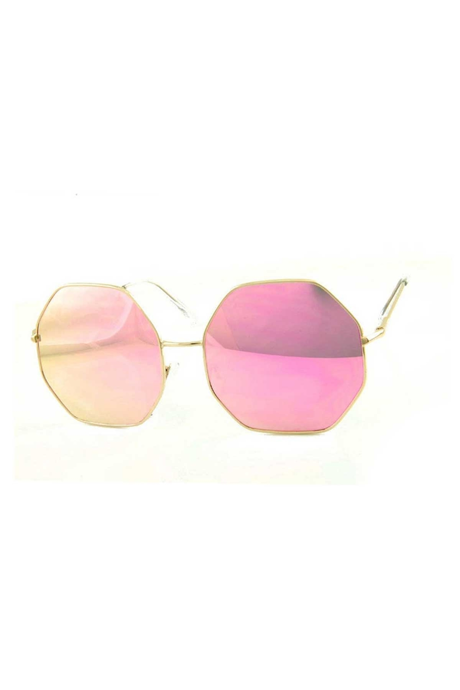 OCTAGONAL SHAPED SUNGLASSES - orangeshine.com