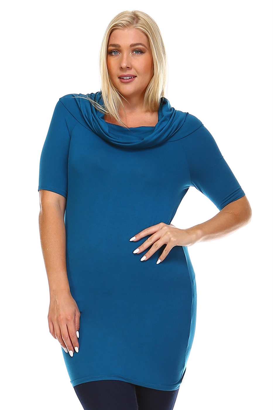 OFF SHOULDER TUNIC - orangeshine.com