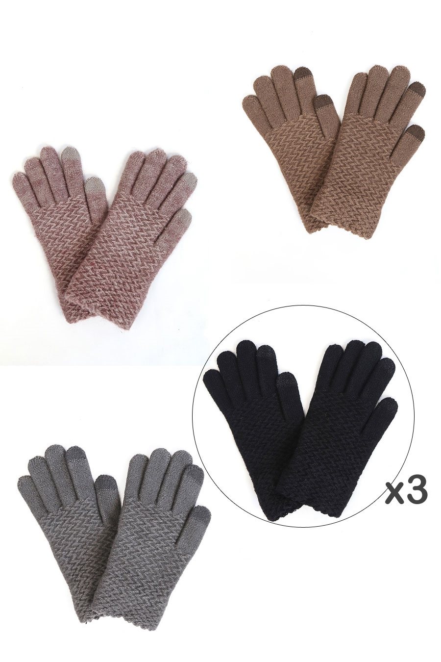 SOFT  COZY GLOVES - orangeshine.com