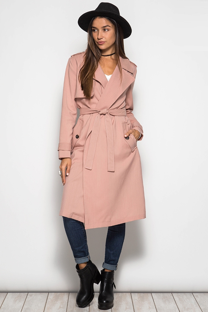 SL2757 - TRENCH COAT - orangeshine.com
