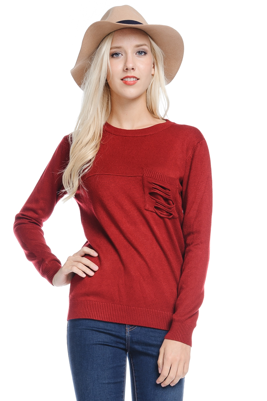 TOP/SWEATER - orangeshine.com