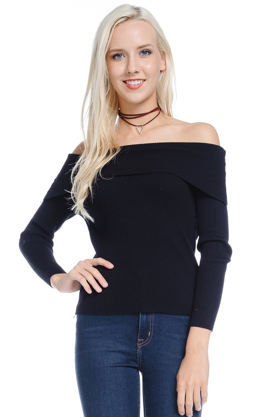 OFF SHOULDER TOP - orangeshine.com