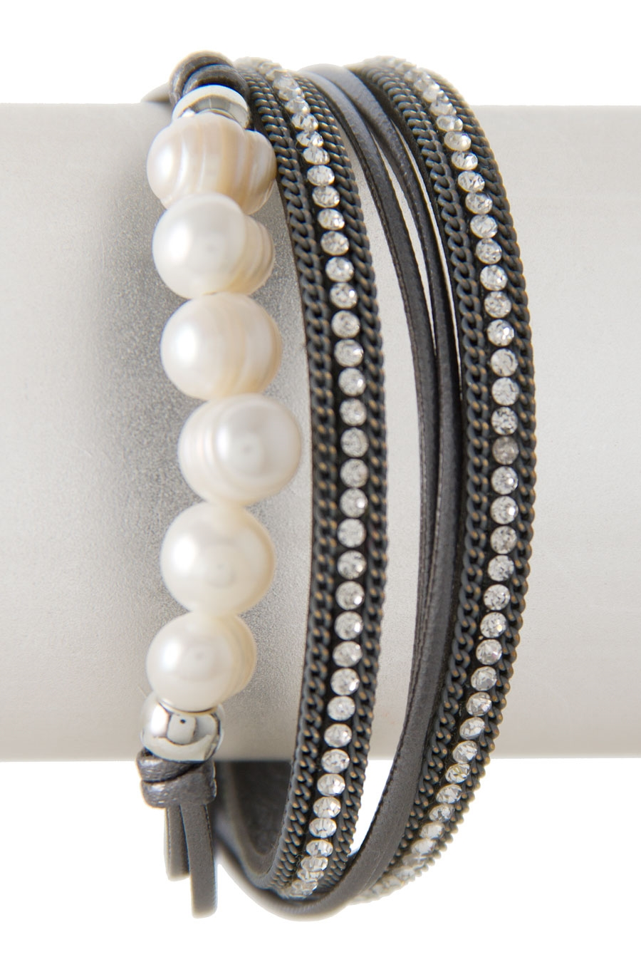 WRAP AROUND PEARL BRACELETS - orangeshine.com