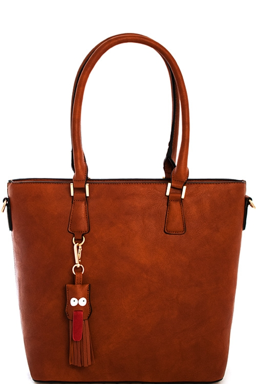Fashion Tote with Extra Bag - orangeshine.com