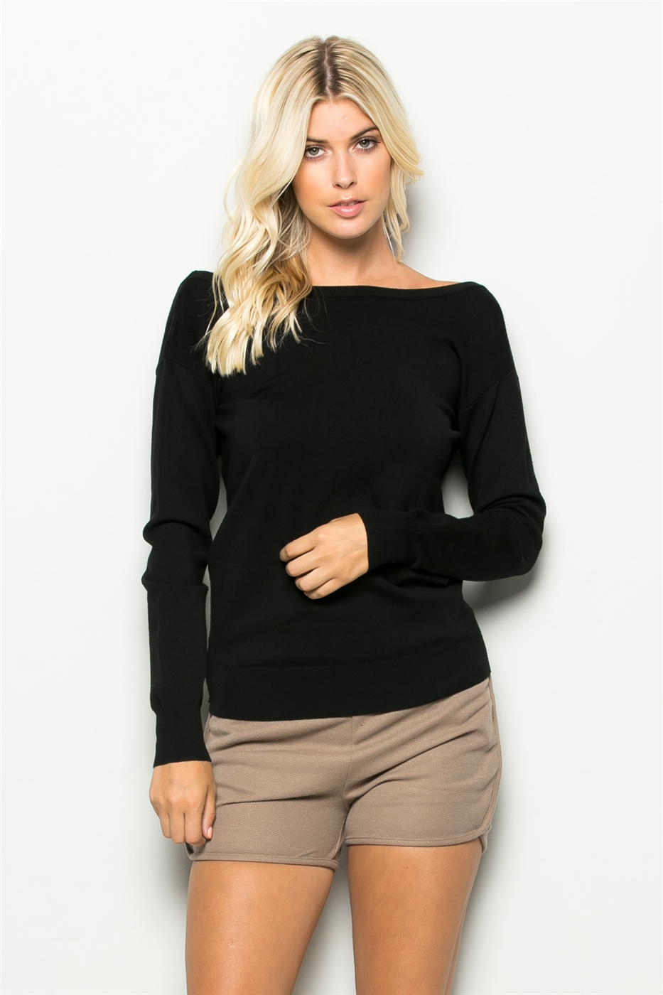 LOWER BACK SWEATER - orangeshine.com