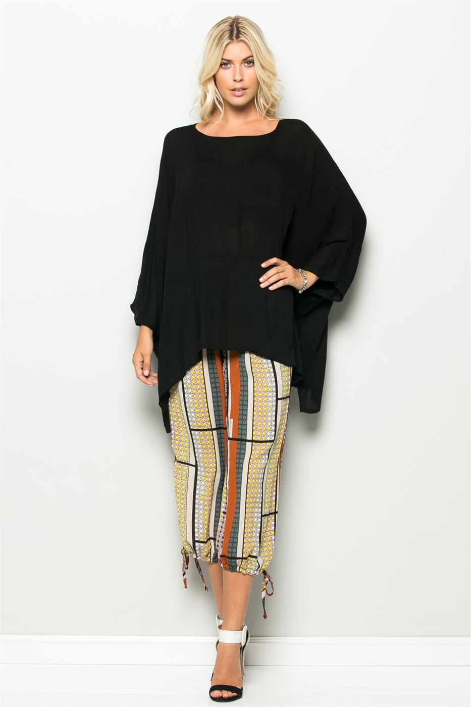 OVER SIZE TUNIC TOP - orangeshine.com