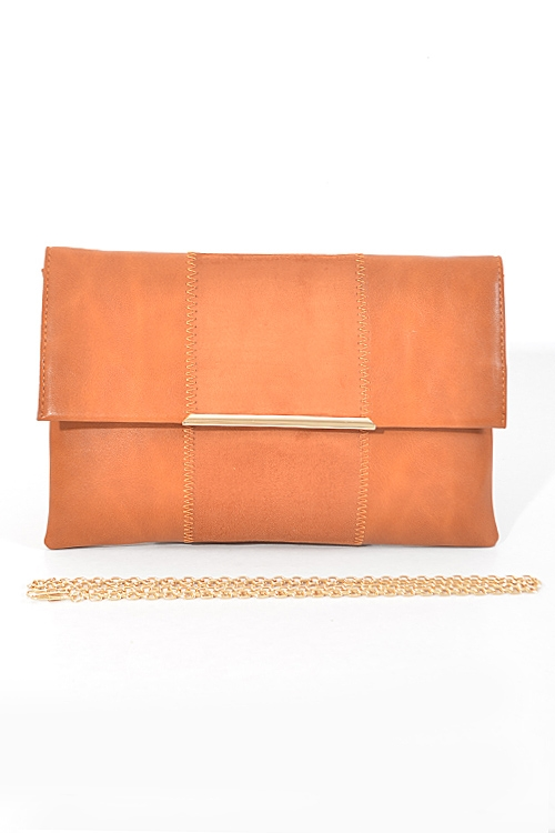 Rectangle Foldable Clutch - orangeshine.com