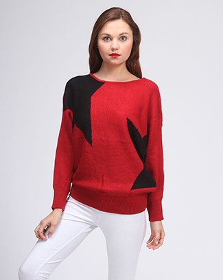 STAR LUST SWEATER - orangeshine.com