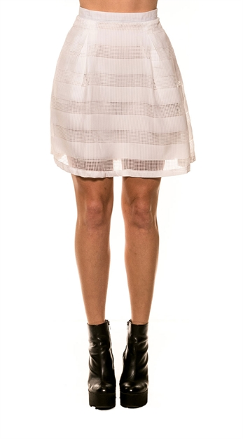 WHITE SKIRT - orangeshine.com