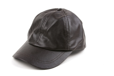 PU Leather Baseball Cap - orangeshine.com