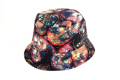 Paisley Bucket Hat - orangeshine.com