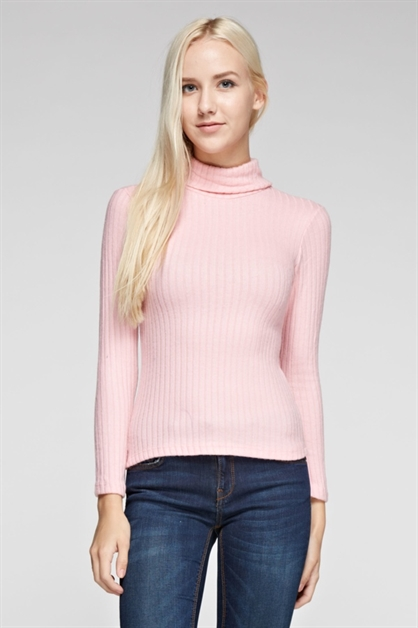 Turtleneck Long Sleeve - orangeshine.com