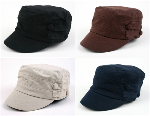 Military Spring/Summer Hat - orangeshine.com