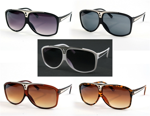 Sporty Fashion Aviators - orangeshine.com