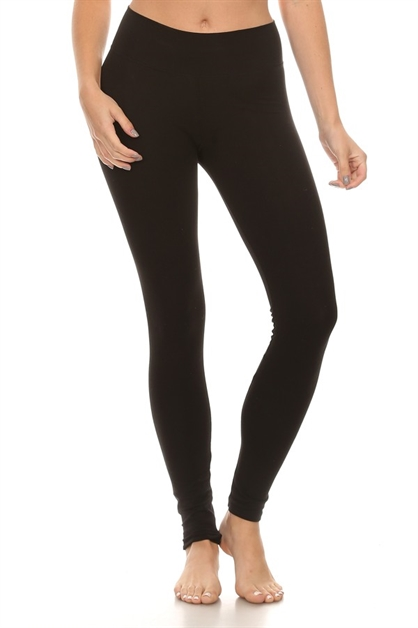 KEY POCKET ESSENTIAL LEGGING - orangeshine.com