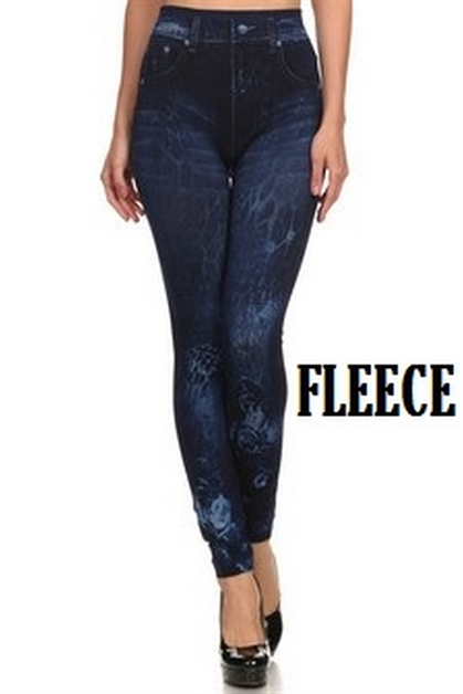 Fleece Jegging Sublimation - orangeshine.com