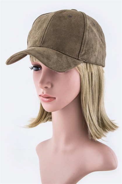 Ultra Suede Fashion Cap - orangeshine.com