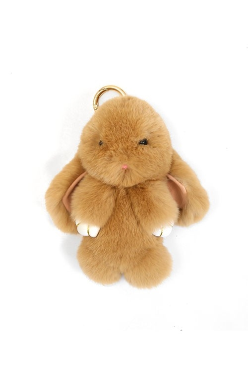 RABBIT DOLL KEYCHAIN - orangeshine.com