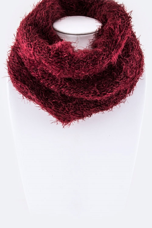 Plush Super Soft Neck Warmer - orangeshine.com