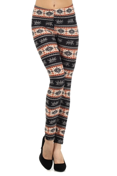 Buttery Soft Leggings - orangeshine.com
