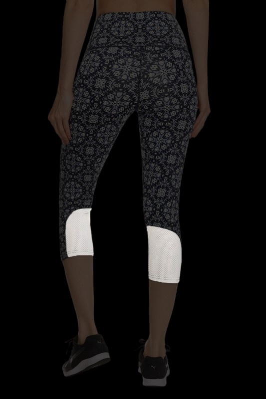 Reflective Technology Leggings - orangeshine.com