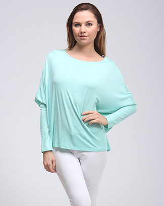 SOLID OVERSIZED TOP - orangeshine.com