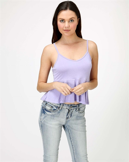 PEPLUM CROP TOP - orangeshine.com