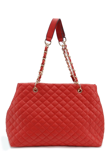 QUILTED FASHION HANDBAGS - orangeshine.com