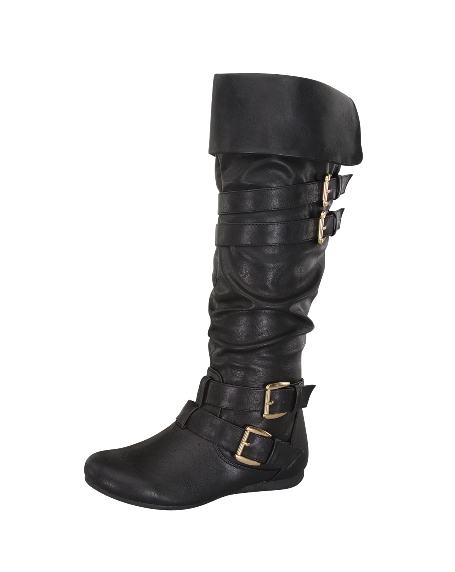 BOOTS WITH STRAPPY - orangeshine.com