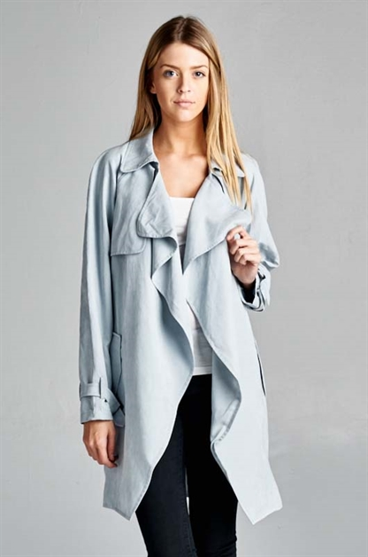 EMILY TRENCH COAT - orangeshine.com