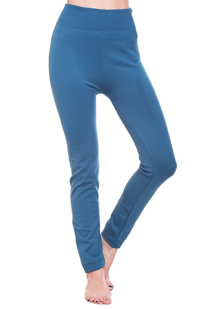 FLEECE LINED PLUS SIZE LEGGING - orangeshine.com