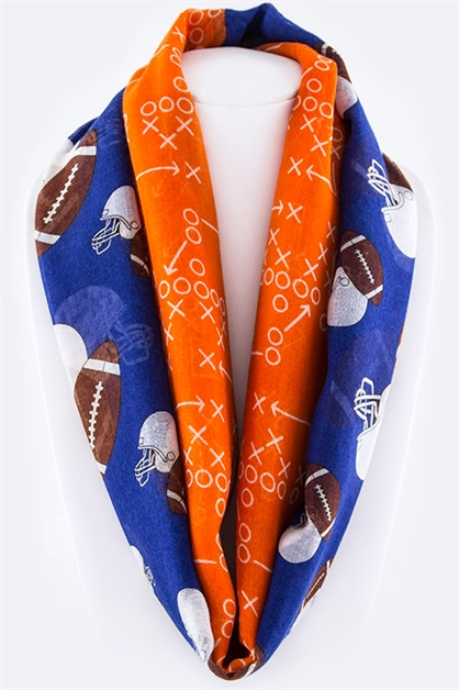 Football Infinity Scaf - orangeshine.com