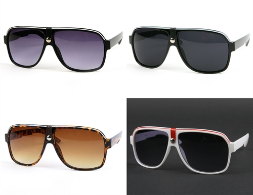 Unisex Fashion Color Aviators - orangeshine.com