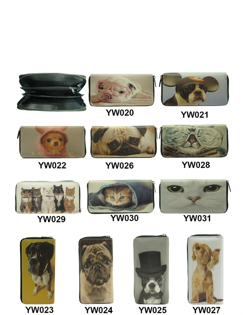 Puppy Wallet - orangeshine.com