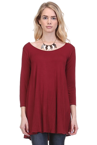 Tunic Top - orangeshine.com