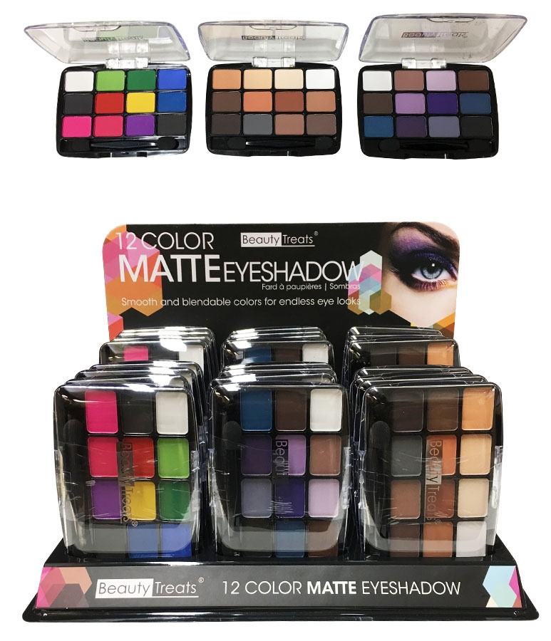 Beauty Treats Matte Eyeshadow - orangeshine.com