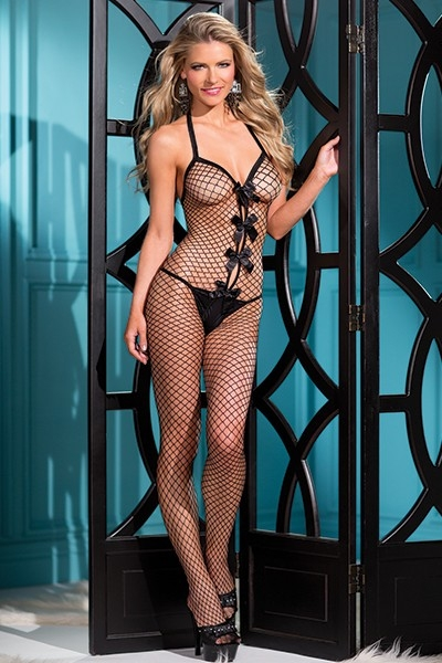 Fishnet Bodystocking - orangeshine.com