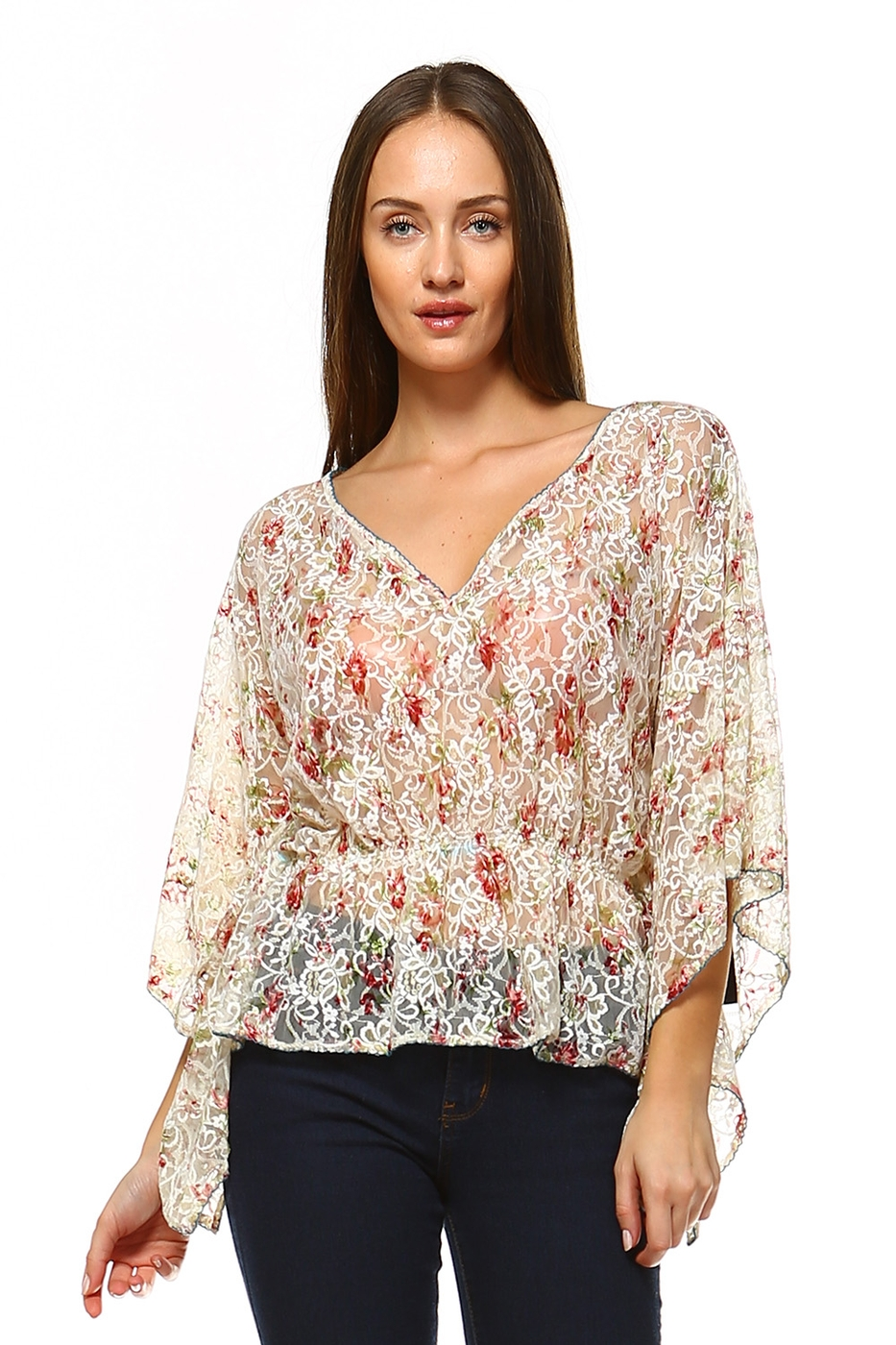 LACE DOMAIN TOP - orangeshine.com