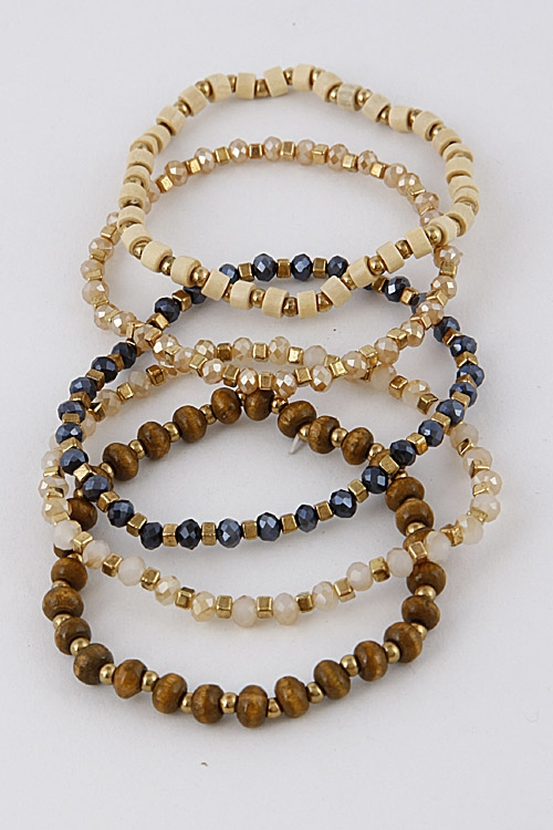 Multi Layer Tribal Bracelet - orangeshine.com