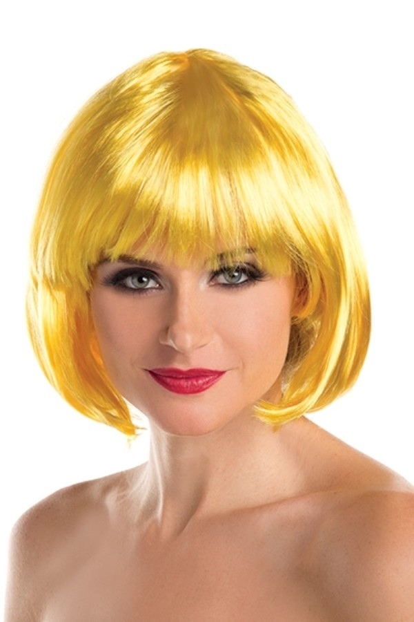 Fashion Synthetic Short Bob Wigs - orangeshine.com