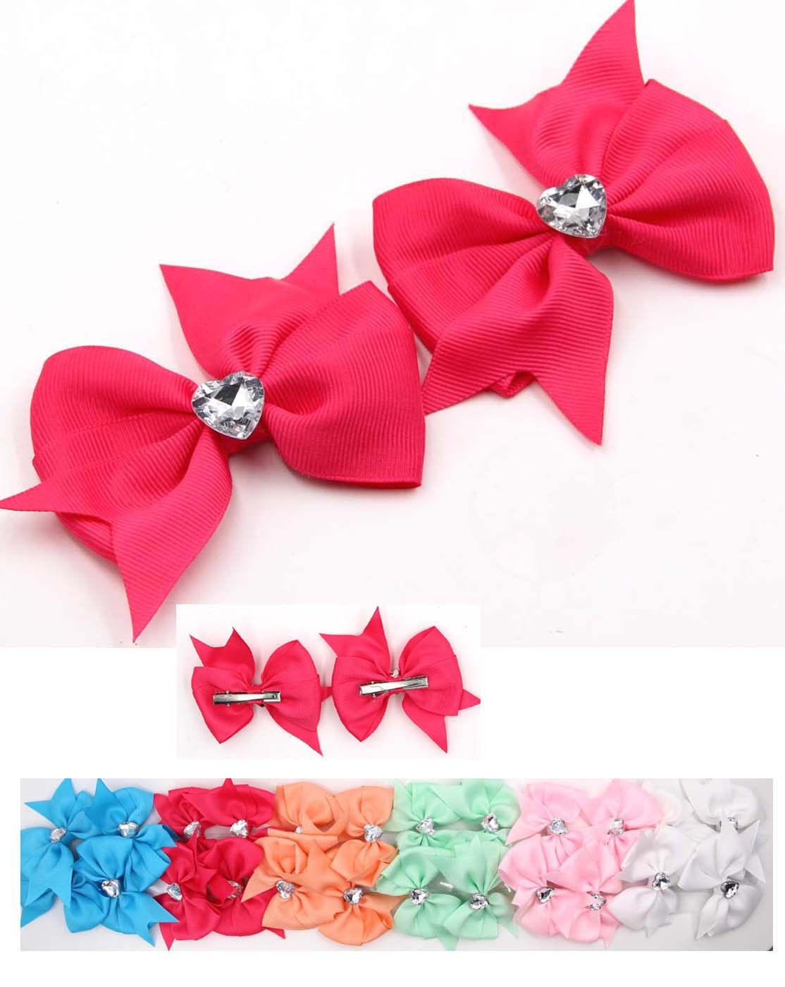 HAIR BOW - orangeshine.com
