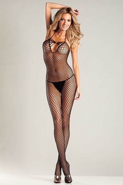 Diamond Net Body Stocking. - orangeshine.com
