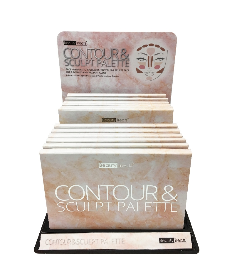 Beauty Treats Contour & Sculpt Palet - orangeshine.com
