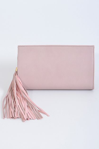 Rectangular Shaped Clutch - orangeshine.com