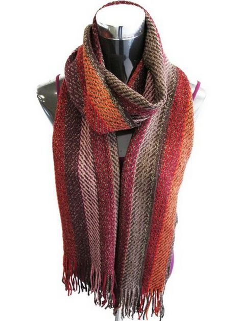 Fashionable Scarves - orangeshine.com