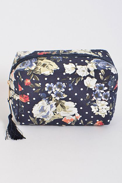 Japanese Inspired Flower Clutch - orangeshine.com