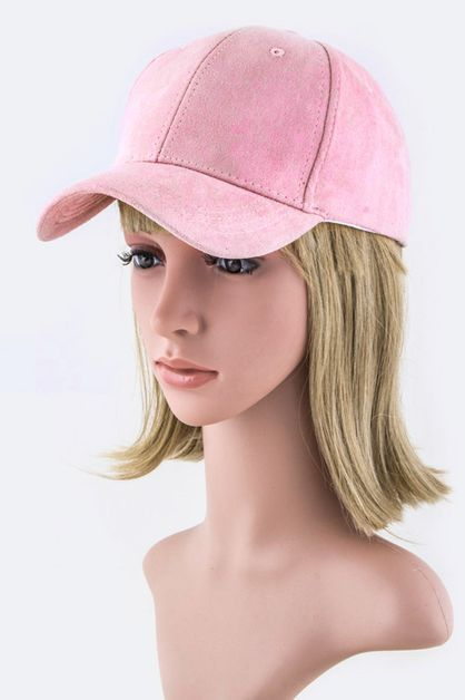 Fashion Suede Cap - orangeshine.com