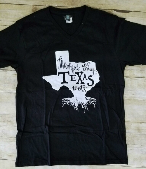 Texas theme graphic shirt - orangeshine.com