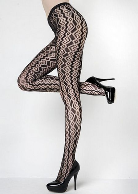 Fashionable Fishnets-Queen Size - orangeshine.com