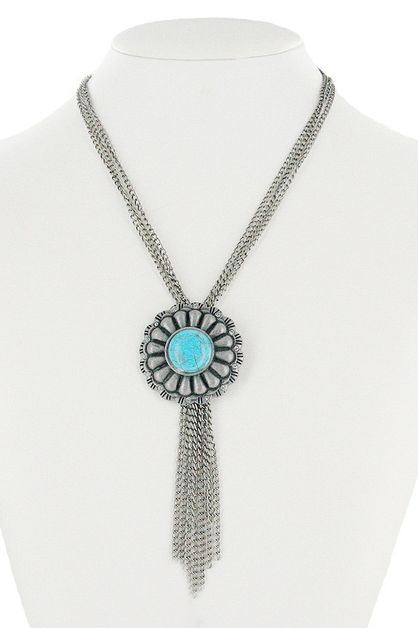 Bohemian Necklace - orangeshine.com